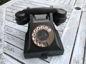 Retro Phone - decorative piece
