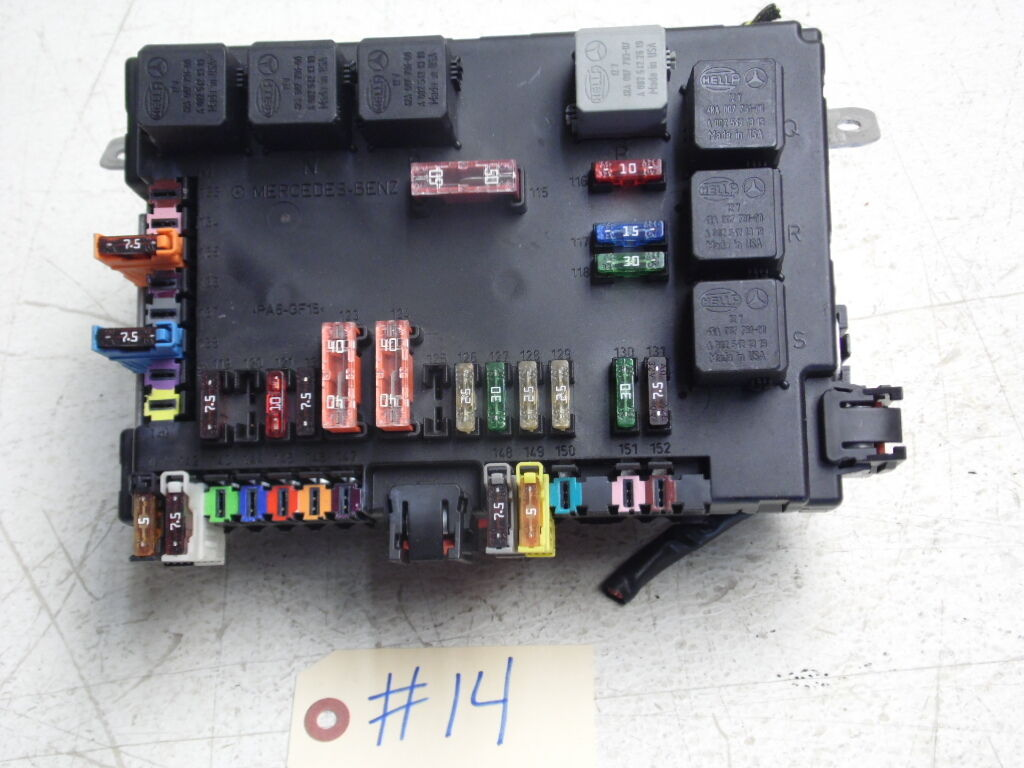 Mercedes Ml320 Fuse Box Daily Update Wiring Diagram R500 2008