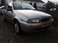 Ford Fiesta zetec S low miles 17.000 great example mk 5 engine
