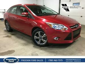 2012 Ford Focus | Air Conditioning, Steering Wheel Audio Control