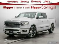 2019 Ram All-New 1500 Limited|DUAL SROOF|HTD&VENT LTHR|NAV|RAMBO