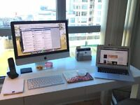 Seeking office work - Reception / Admin