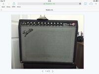 Fender Deluxe Reverb 2 valve amplifier 20w