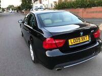 BMW 318i M SPORT 2009 4 DOORS SALOON 11 Months MOT