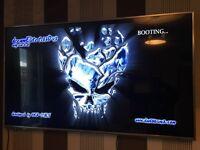"Panasinic 50"" 3D Smart TV"