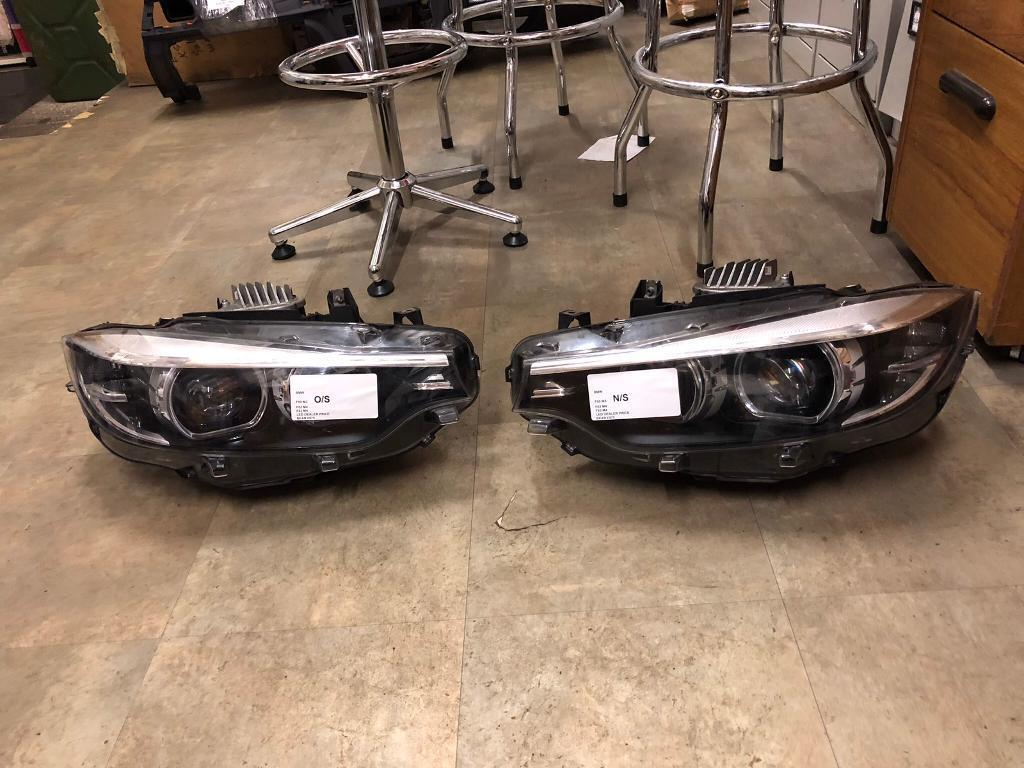 BMW 3 SERIES F30 F31 LCi LED HEADLIGHTS COMPLETE 2015-2019 | in Coventry,  West Midlands | Gumtree