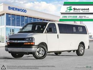 2016 Chevrolet Express 3500 1LT