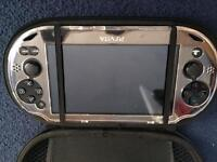 PS Vita slim console - with two games cheap