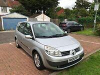2006 Renault Grand Scenic 1.6 VVT Dynamique S Hatchback 5dr Manual 1.6L @07445775115