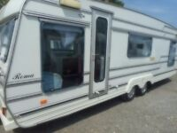 ROMA SPECIAL 23 FOOT 1994 5 BIRTH FIXED BED BEDROOM NICE VAN PX ANYTHING DELIVERY ANY WERE