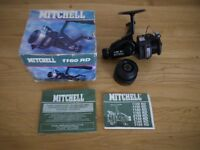 Micthell 1160 RD Fishing Reel + Spare Spool