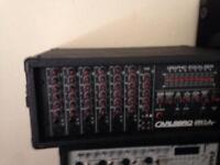 CARLSBRO GRX7 MIXER AMP