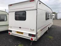 98 sterling Eccles swift 4 berth caravan CAN DELIVER over 100 in stock to clear