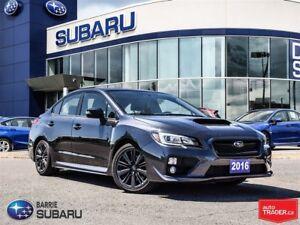 2016 Subaru WRX 4Dr Sport Pkg CVT