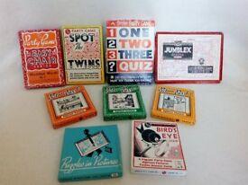 Vintage Party Games