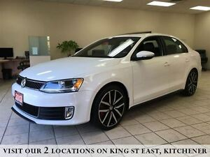 2013 Volkswagen Jetta GLI | PADDLE SHIFT | ROOF | 18 INCH ALLOYS