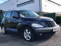 2001 CHRYSLER PT CRUISER 2.0 TOURING * 5 DOOR * LONG MOT * ALLOYS * LOW MILES * P/X