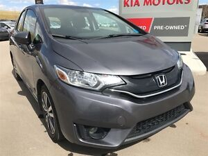2015 Honda Fit EX leather and sunroof