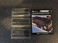 Corsair dominator DDR3 6gb
