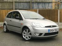 Ford Fiesta 1.4 Limited Edition , Full Leather, Long MOT