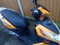 Lifan aero 49cc for sale