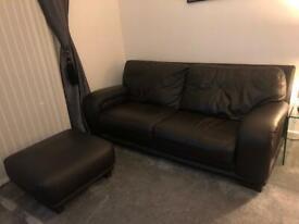 Sofa - Arm Chair - Foot Stool