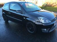 2008 FORD FIESTA ZETEC S,LONG MOT,£1250