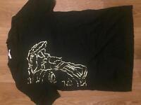 Genuine Versace medusa t-shirt size S/M