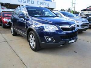 2012 Holden Captiva 5 Series 11 Wagon Young Young Area Preview