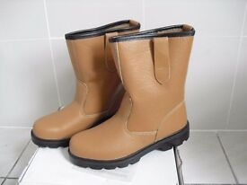 Rigger boots new and unworn