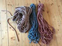 Used climbing rope x3: FREE but must be able to collect