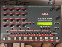 RARE Jomox 888 Analog Drum Machine