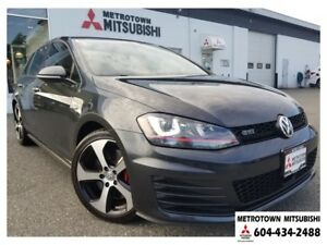 2015 Volkswagen GTI Performance; Local & No claims!