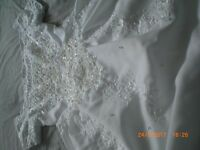 Wedding Dress size 10 Excellent Condition