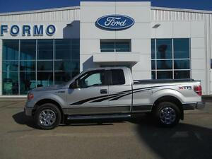 2014 Ford F-150 SUPERCAB XTR 4X4
