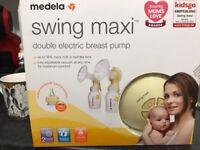 Medela double maxi swing breast pump