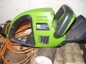 Used hedge trimmer in good condition and full working order
