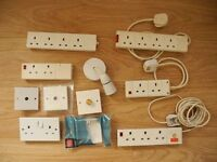 5 EXTENSION LEADS AND SOCKETS