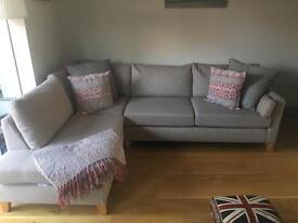 Large Corner Sofa (Next)
