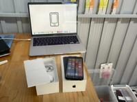 iPhone 7 128gb Jetblack Unlocked - Boxed