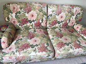 Used quality 2 seater sofa
