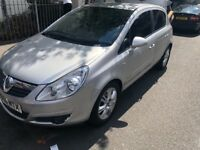 Vauxhall corsa 1.4 automatic hpi clear 5 door quick sale