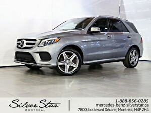 2016 Mercedes-Benz GLE-Class AUTOMATIQUE-PRM PKG-EXT GRIS