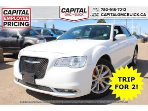 2017 Chrysler 300 TOURING AWD DUAL SUNROOF NAV NAPPA LEATHER 19