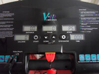 V-Fit Treadmill as Pictured (Bath BA2 area) OPEN TO OFFERS