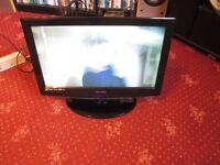 Technika 18.5 inch tv /dvd /usb/freeview