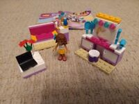 Lego friends 5 sets, complete with instructions