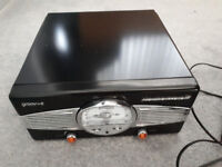 Groove Record Player and Radio (as new)