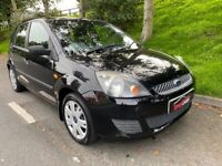 """FORD FIESTA 1.6 """"STYLE"""" 5 door Hatchback """"AUTOMATIC"""" ***FINANCE DEALS AVAILABLE***"""