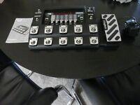 Digitech RP1000 Guitar effects processor